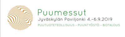 Puumessut 4.-6.9.2019 Jyväskylässä.